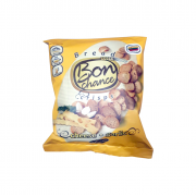 """Bon chance"" cheese & garlic bread crisps 60g"